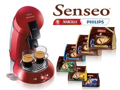 Anuncio Cafeteras Senseo
