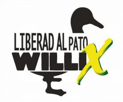"""Anuncio Mixta, """"Liberad al Pato Willix"""""""
