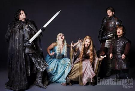 Estreno juego de tronos 4 temporada. Canal+