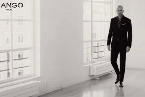 Zidane, nueva imagen de Mango Man
